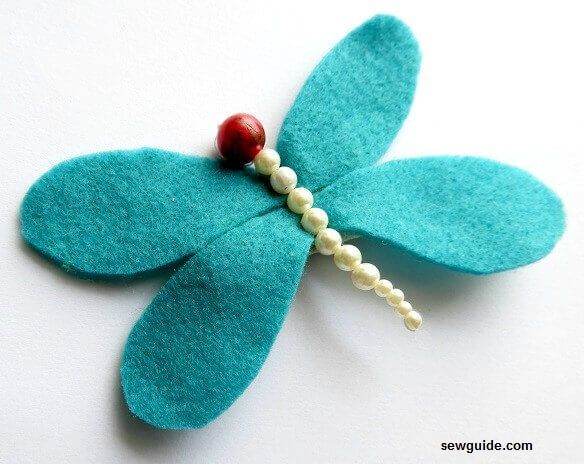 Butterfly Embroidery : 10 easy ways