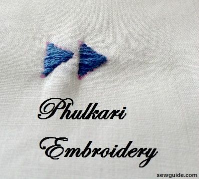 10 beautiful Background Hand embroidery stitches