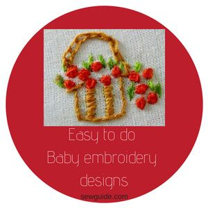 embroidery for kids clothes