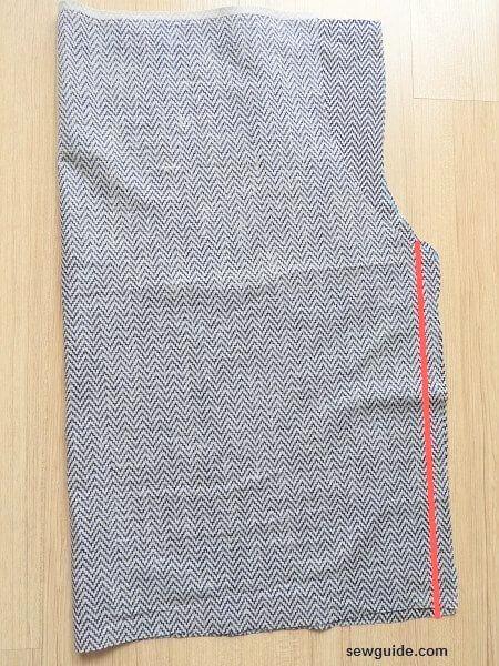 culotte pattern
