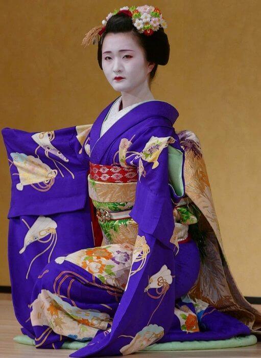 what is kimono