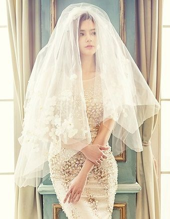 26 commonly used Wedding dress materials