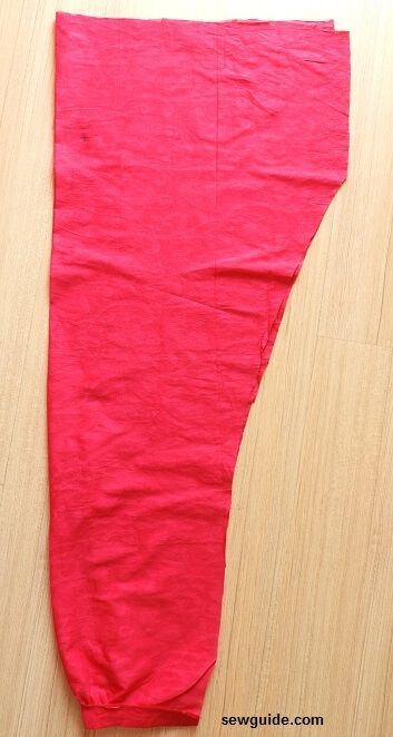 bellydance pant pattern