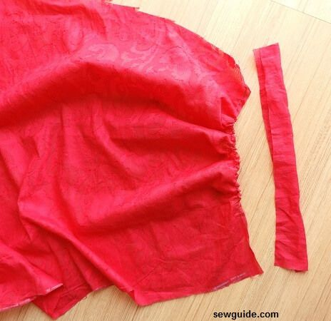bellydance pants sewing tutorial
