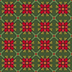 Fabric designs : 25 types of commonly used Pattern Repeats