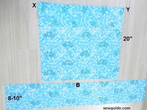 shirred dress pattern
