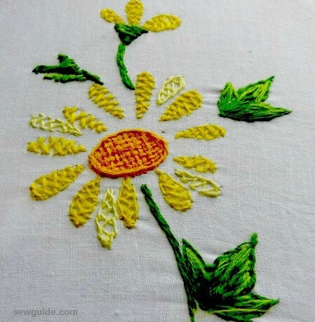10 Super Easy Flower Embroidery Designs Sew Guide