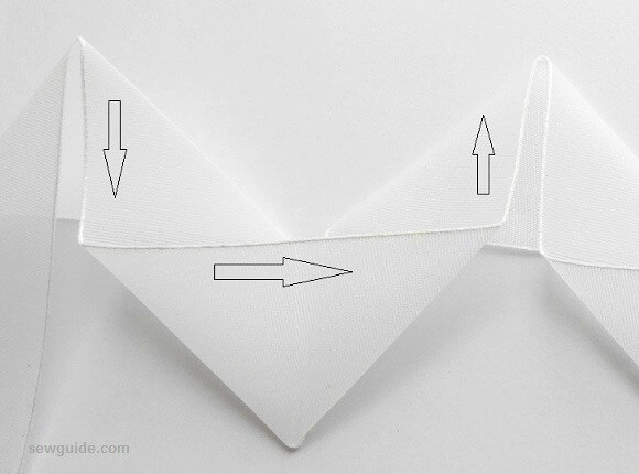 ribbon trim diy instructions