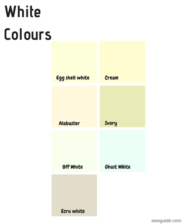 Colour Names