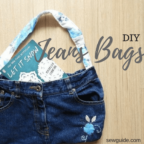 48280d2f7be DIY Denim bags from old jeans: 3 easy to make ideas - Sew Guide