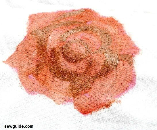 how to paint a rose with acrylics for beginners