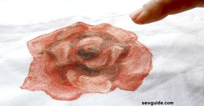 how to paint a rose for beginners