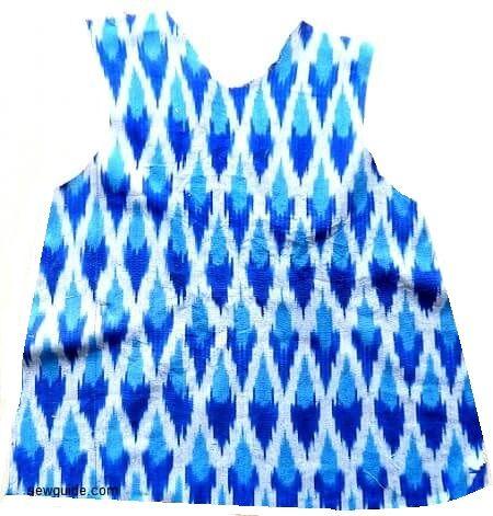 baby girl aline frock pattern
