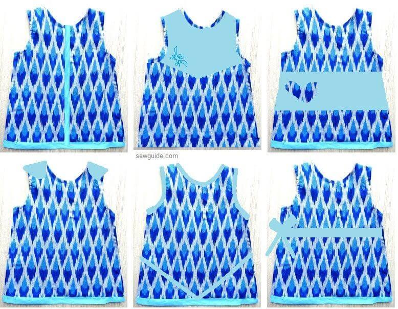 baby girl frock pattern