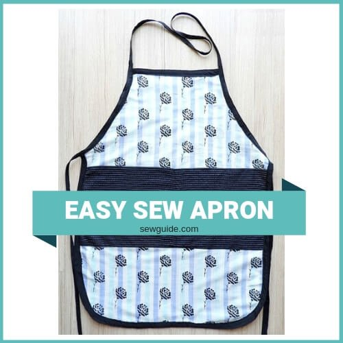 make an apron