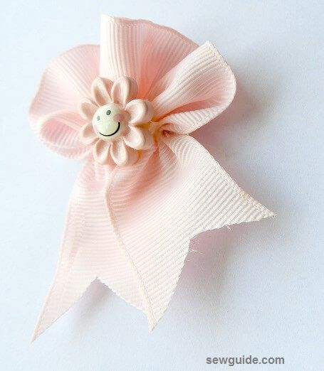 make a baby bow