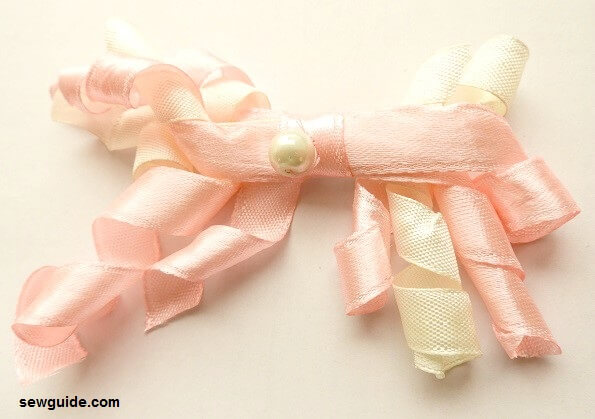 How to make hair bows : 10 easy ways to beautiful hairbow accessories
