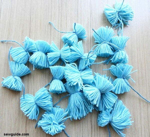 how to make pom pom