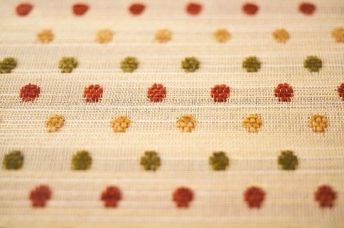 20 types of FABRIC WEAVES {An overview}