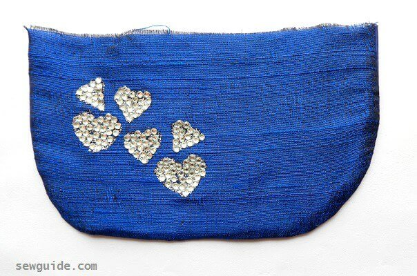 how to sew a simple purse