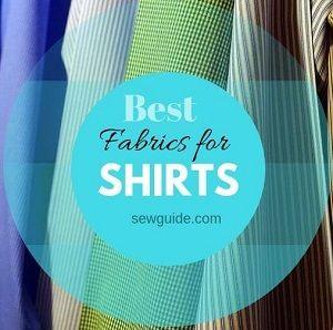 best shirt materials