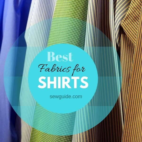 1284694350 7 of the best fabrics for Shirts - Sew Guide
