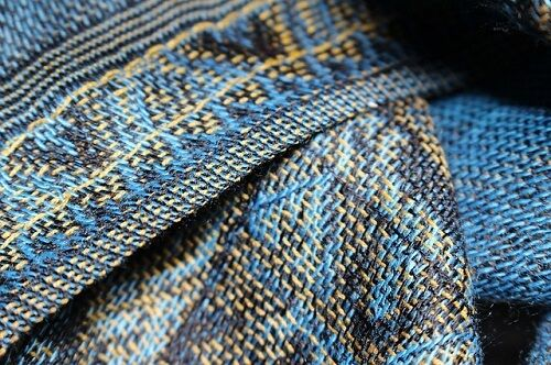 textured fabric