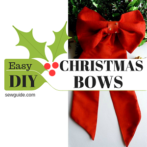 tie christmas bow