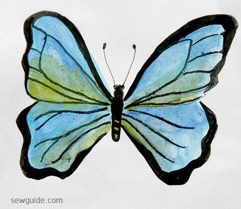 Butterfly Design 3