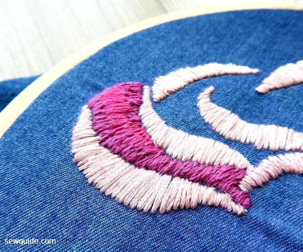 How to embroider Clothes - 10 steps to perfection