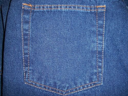 parts of jeans