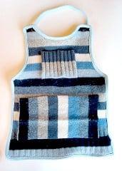 kids sweater apron