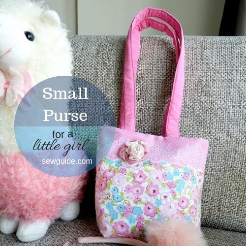 Diy Toddler Purse 2 Easy To Make Bags