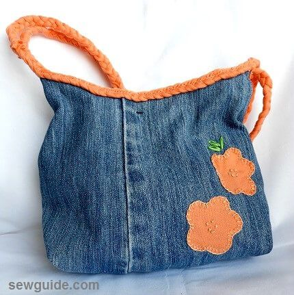 DIY Toddler Purse - 2 easy to make Bags for a Little Girl