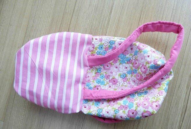 little girls purse sewing tutorial
