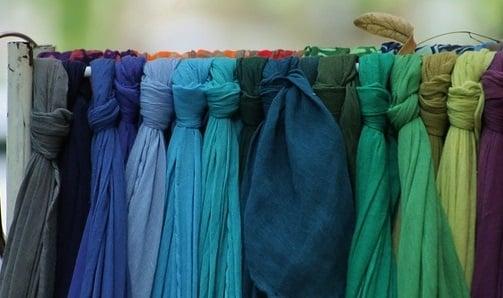 thin fabric