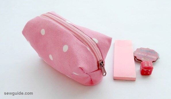 make pencil case