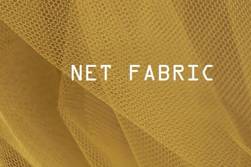 Different Types Of Net Fabric Sew Guide