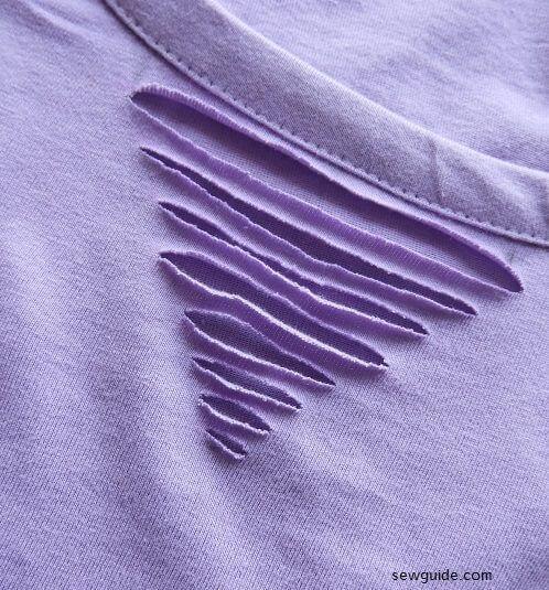 tshirt cutting design