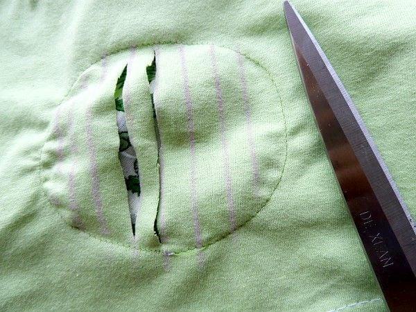 t shirt cutting instructions