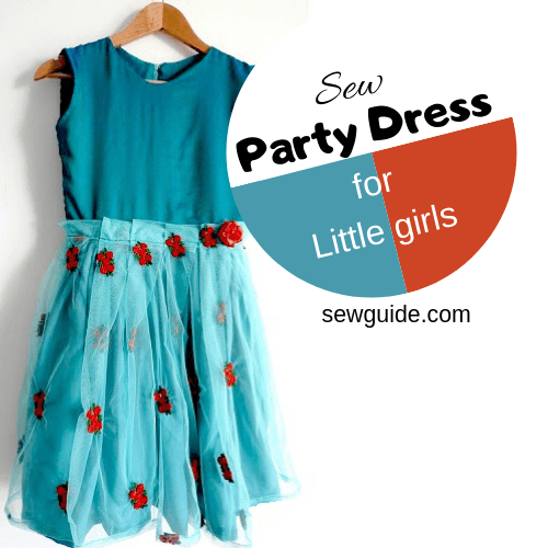 party dress pattern