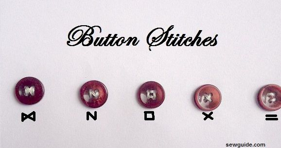 easy button sewing tips