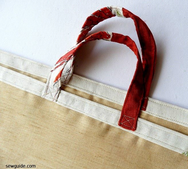 how to make a grocery bag