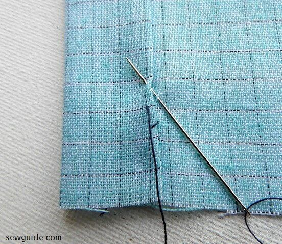 How to Sew by hand - Some important Hand Stitching Basics