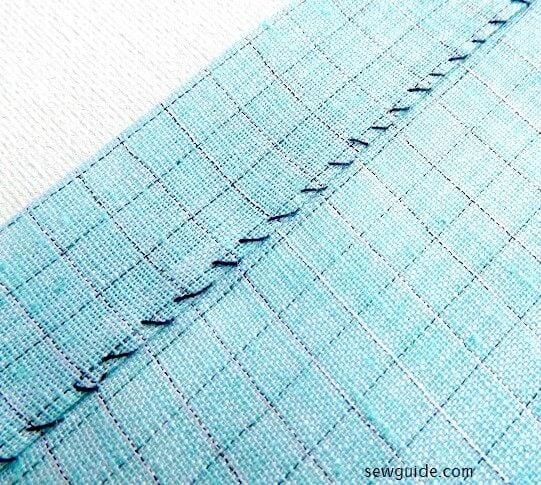 invisble stitch
