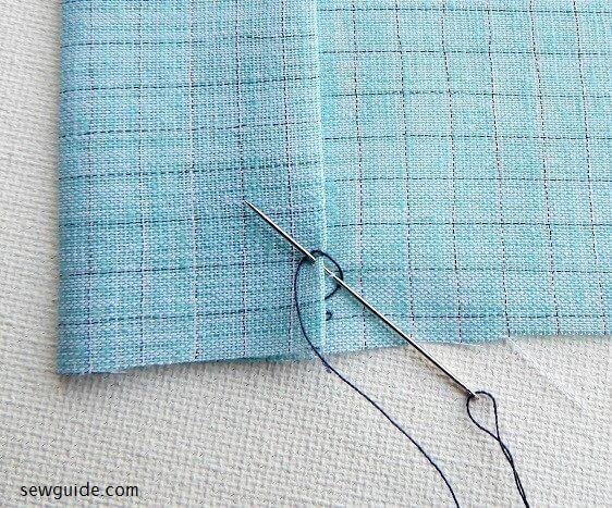 invisible stitches for sewing