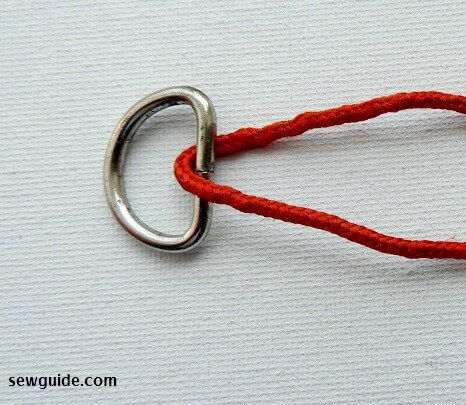 make a knot easily