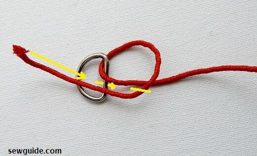 making knots