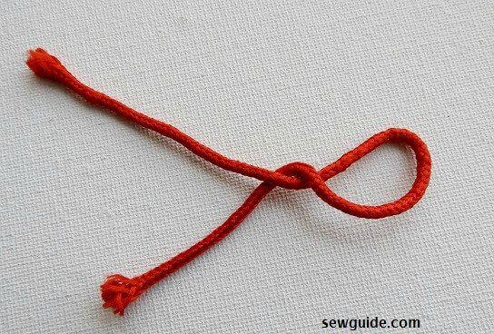 make basic knots