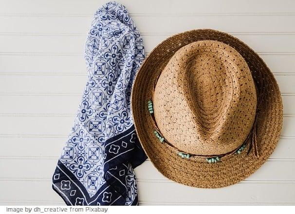 scarf types